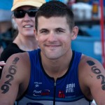 Cliff at Ironman, Kona 2010