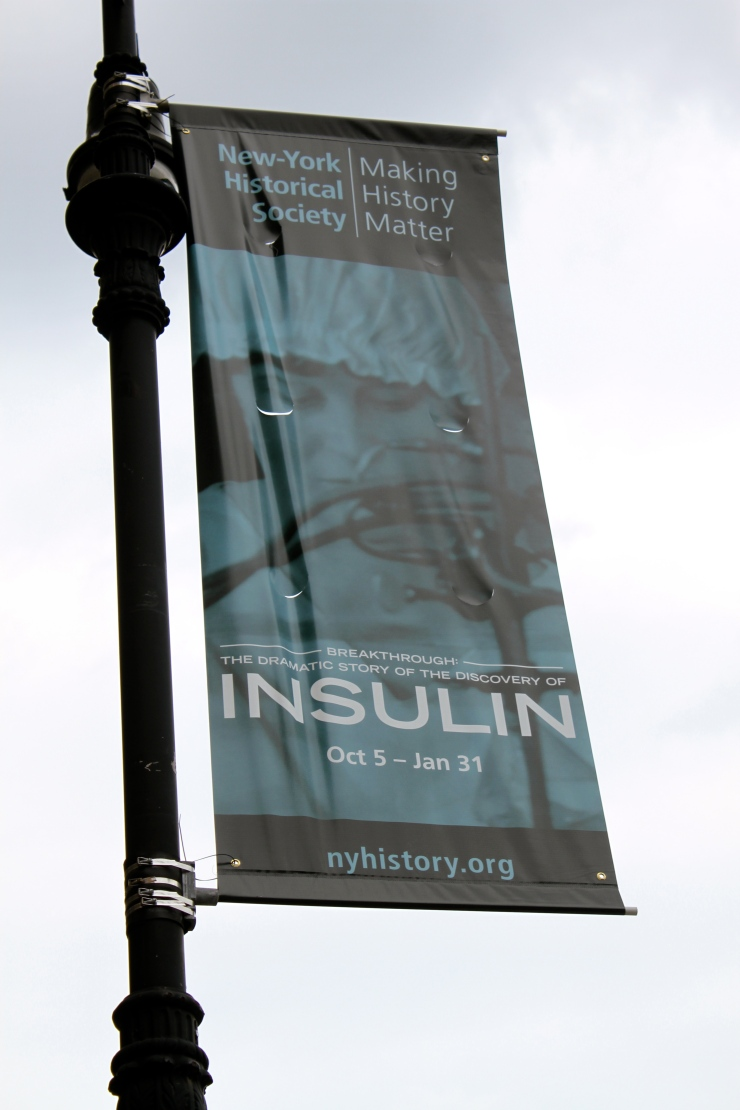 new york national historical society frederick banting charles best discovery of insulin breakthough