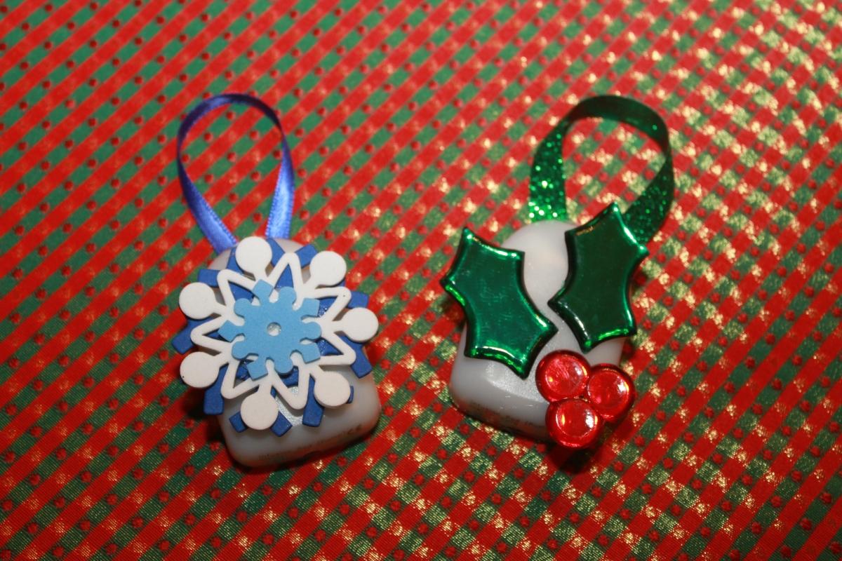 Insulin Ornaments 2011