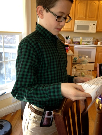 Tallygear Belt Clip